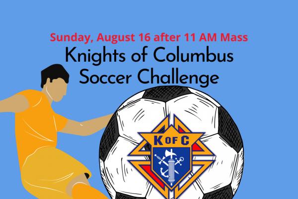 Kids Soccer Challenge