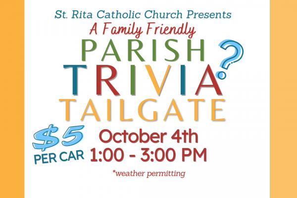 Parish Trivia Tailgate