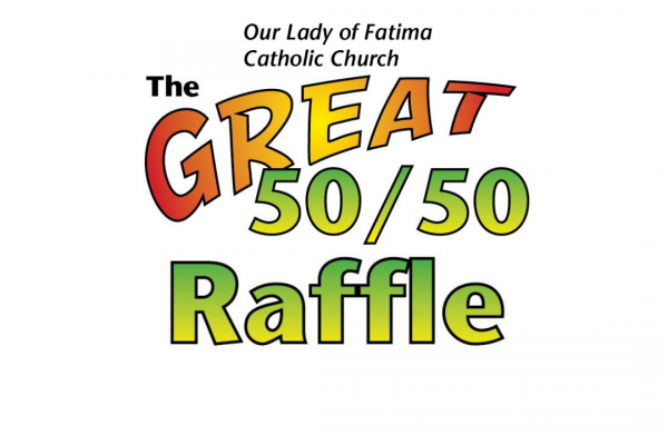 The Great 50/50 Raffle
